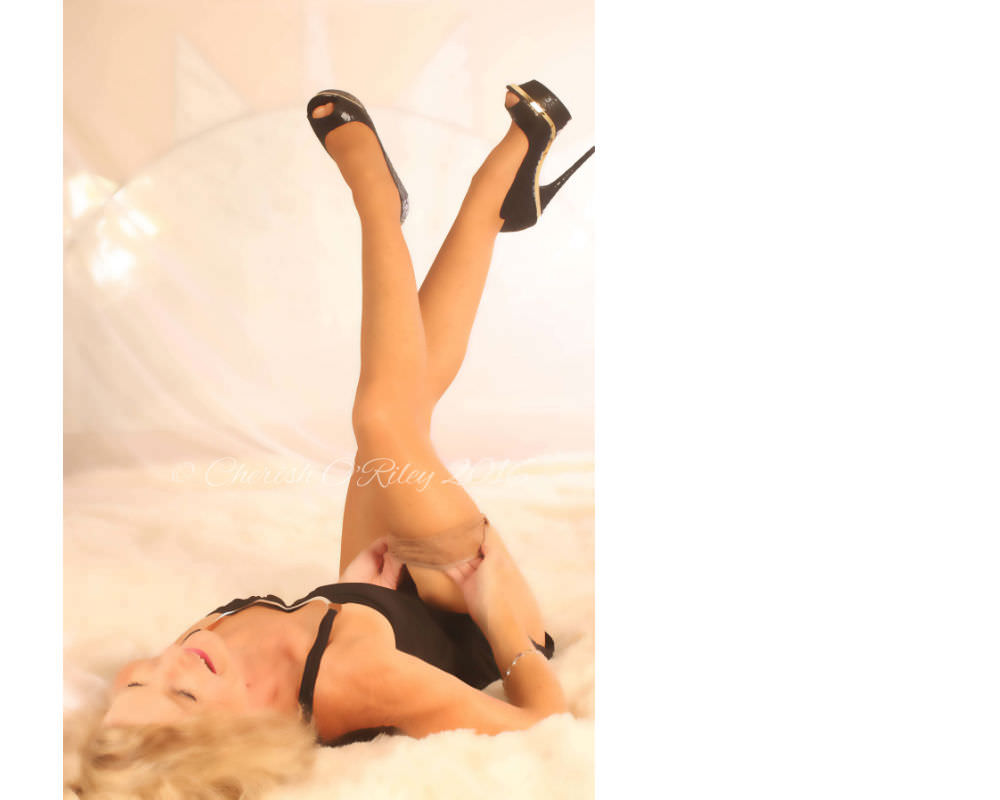 Mature Sensual Cherish O'Riley Las Vegas Mature Companion