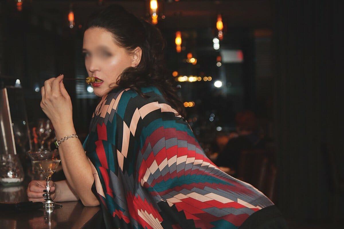 Lou Simone - Luxury BBW Escort - Montreal - Mature Sensual