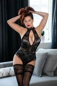 Ruby Lust - Montreal - The Red MILF - Mature Sensual